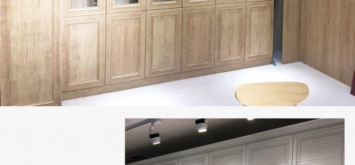 全铝家具定做整体橱柜衣椅柜现代家居L型厨房