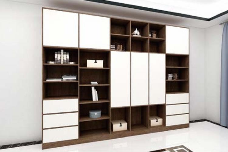 全铝家居书柜-2