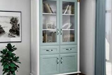 全铝家居书柜-4
