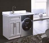 全铝家居洗衣柜