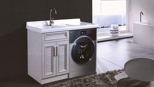 全铝家居洗衣柜系列