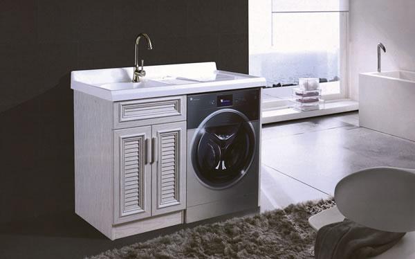 全铝家居-洗衣柜-1