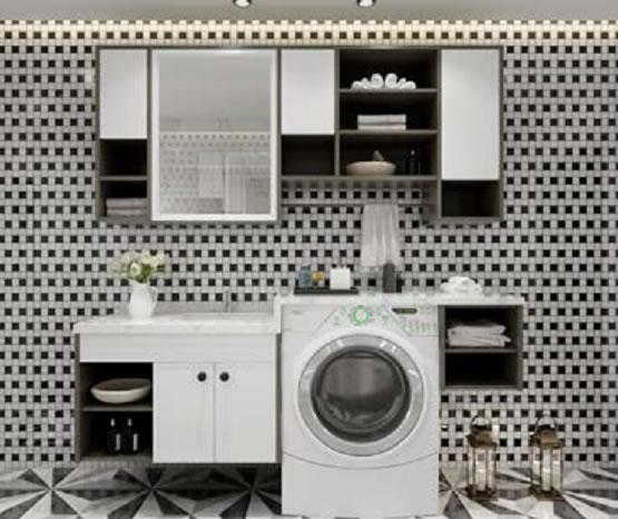 全铝家居洗衣柜-5