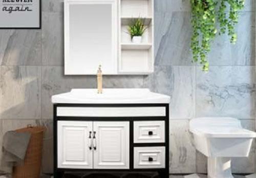 全铝家居浴室柜-3