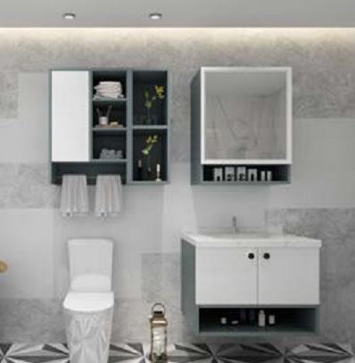 全铝家家居浴室柜-6