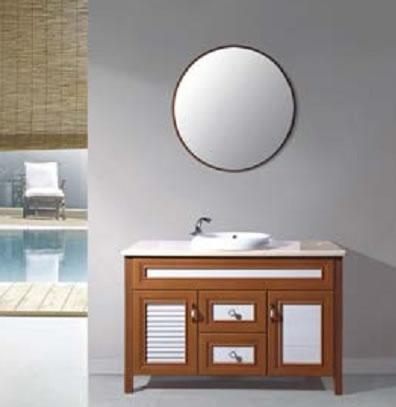 全铝家家居浴室柜-8