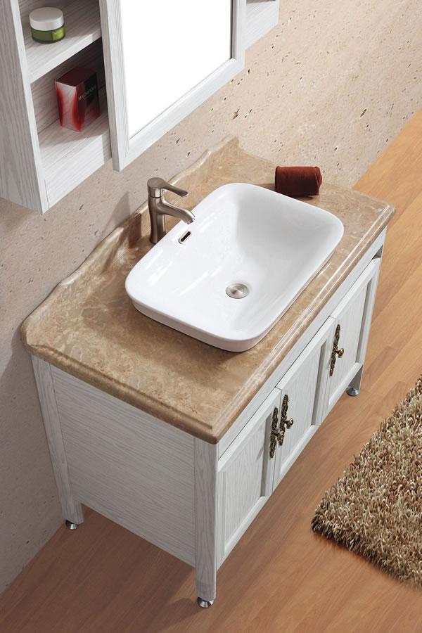 全铝家居-浴室柜2650特写