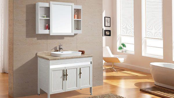 全铝家居浴室柜系列