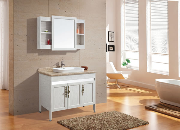 全铝家居-浴室柜2650