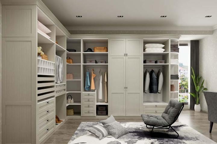 全铝家居衣柜-2