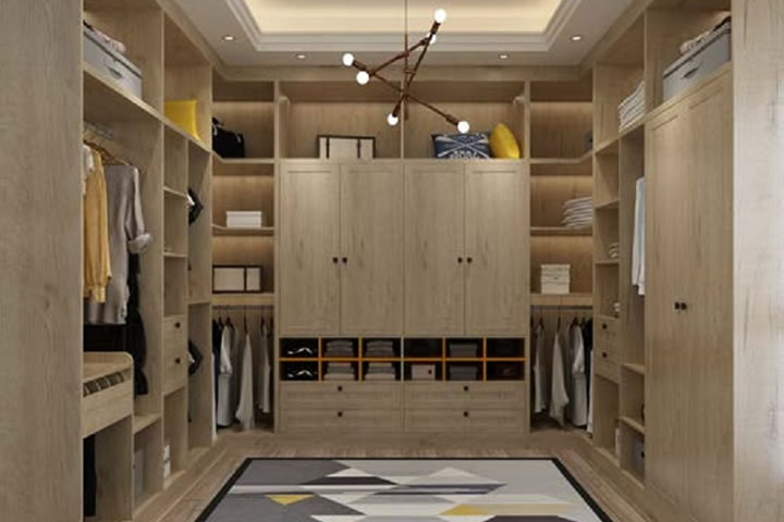 全铝家居衣柜-7