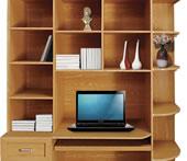 全铝家居书柜系列